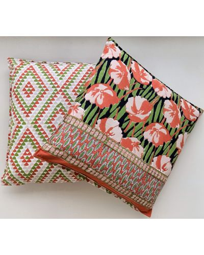 CUSHION COVER SET OF -2