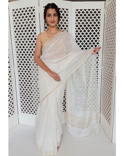 SAREE SILK COTTON