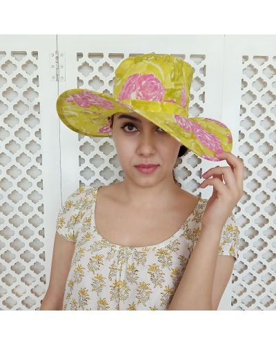 SUN HAT COTTON