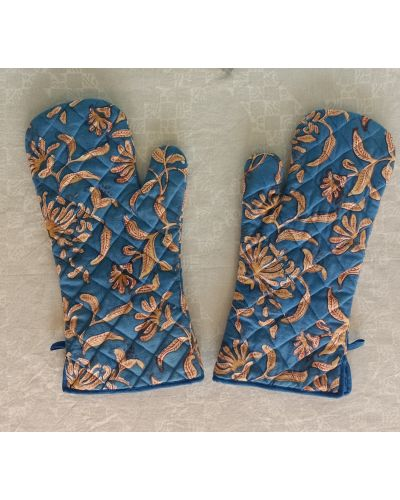 OVEN GLOVE LONG SET OF 2