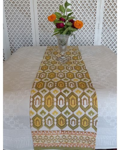 CANVAS TABLE RUNNER - 32X150 CMS