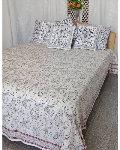 ORGANIC COTTON BED SPREAD