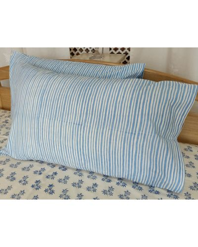 Organic Cotton pillow Cover Set of 2
