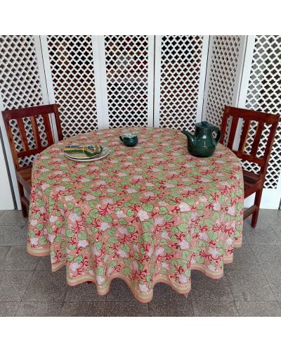 TABLE CLOTH ROUND