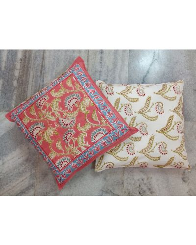 CUSHION COVER SET OF 2