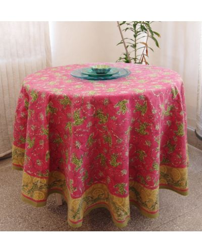 TABLE CLOTH ROUND -170